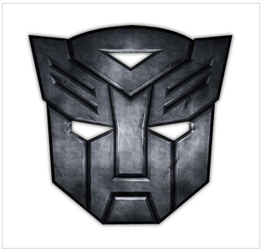 cool transformers icon