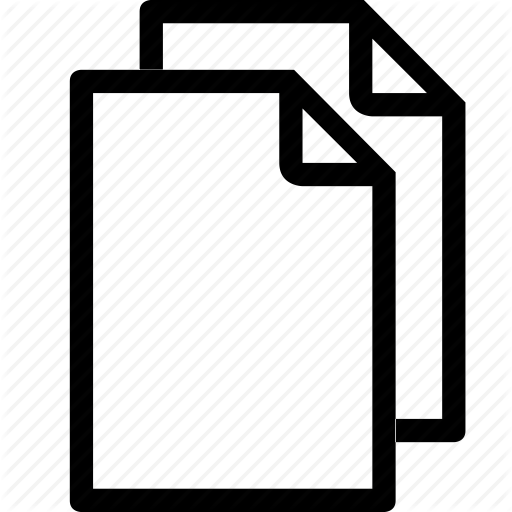 Transparent Background Copy Icon Png