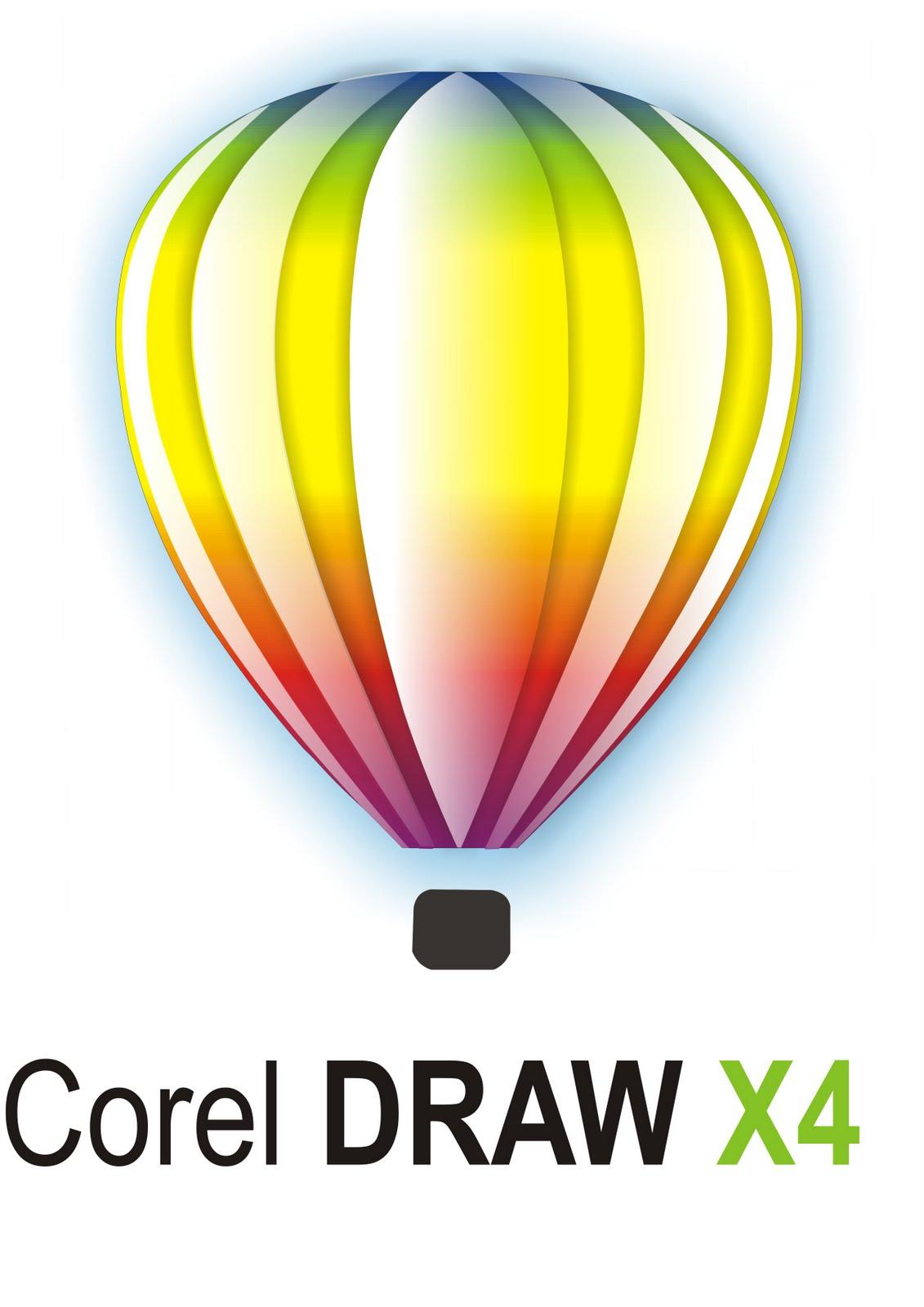 Coreldraw x4 windows 10 - Corel Draw Logo X4 Icon Image 5677