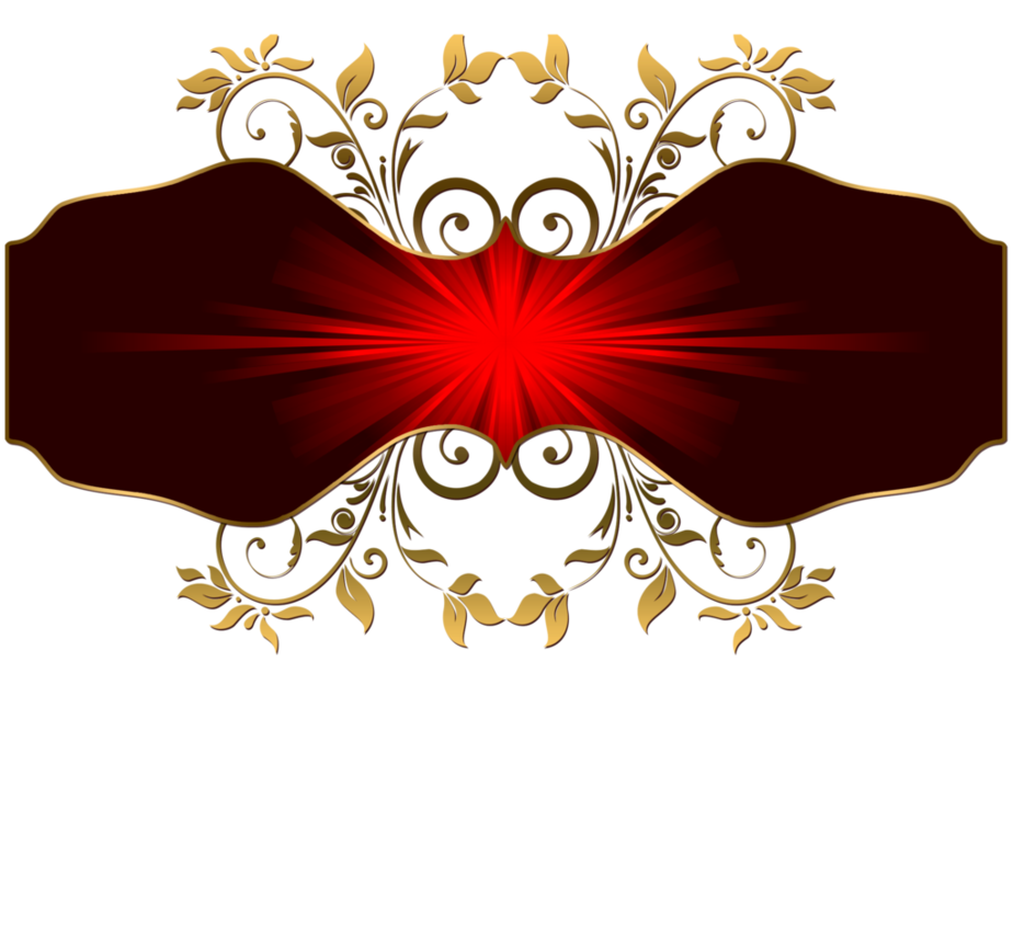 Corner Ornament Collection Png Clipart image #27863