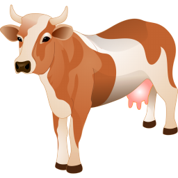 Cow PNG Icons image #2805