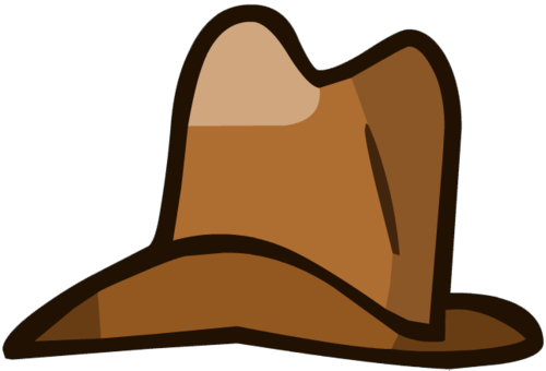 Transparent Cowboy Hat PNG image #23091