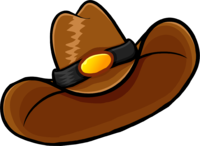 Cowboy Hat Icon Download image #23053
