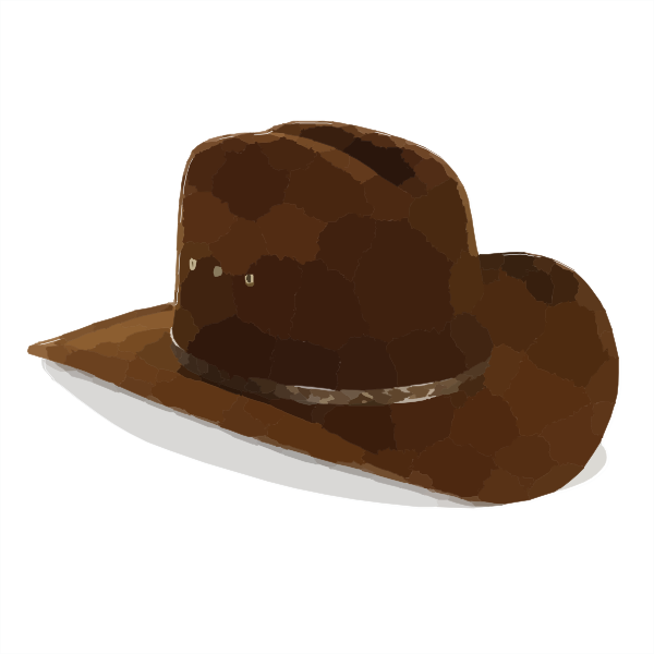 High Resolution Cowboy Hat Png Clipart image #23055
