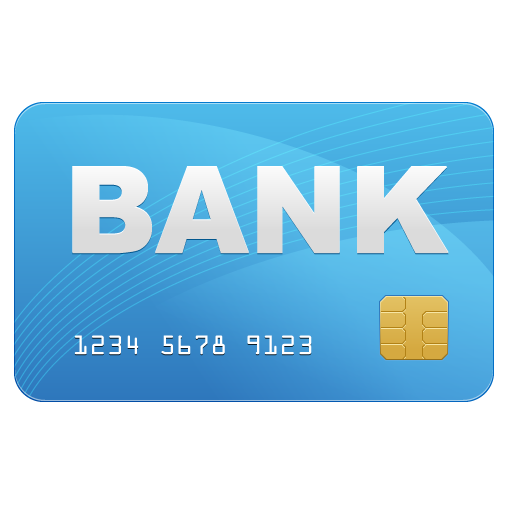 credit card bank icon png