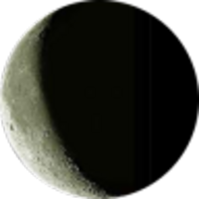 PNG Crescent Moon Image image #35123