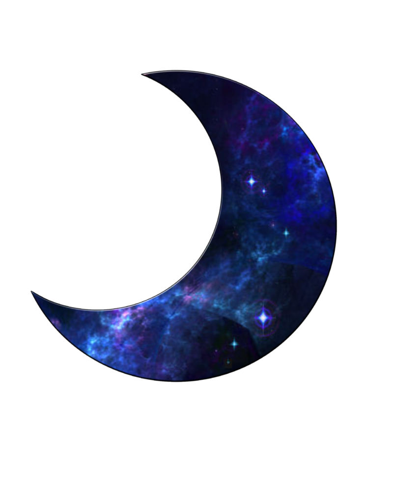 Crescent Moon Png image #44680