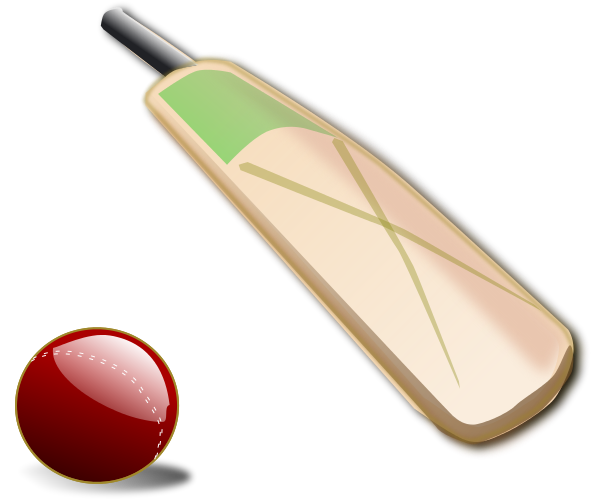 Cricket Bat And Ball Png image #28885