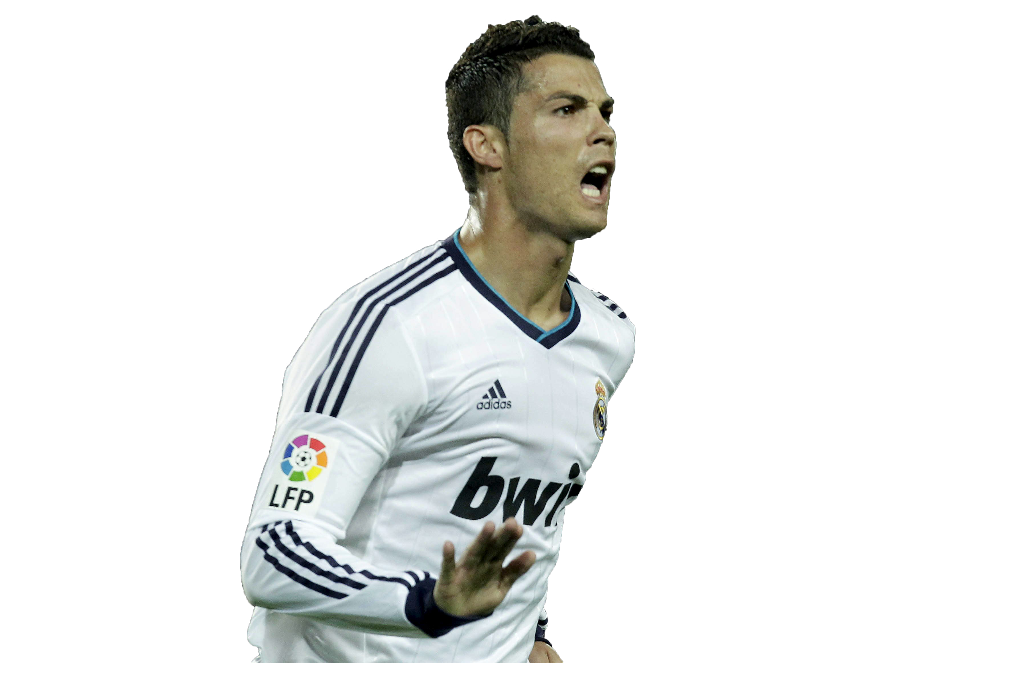 Cristiano Ronaldo Football Png Transparent Background Free Download 45087 Freeiconspng