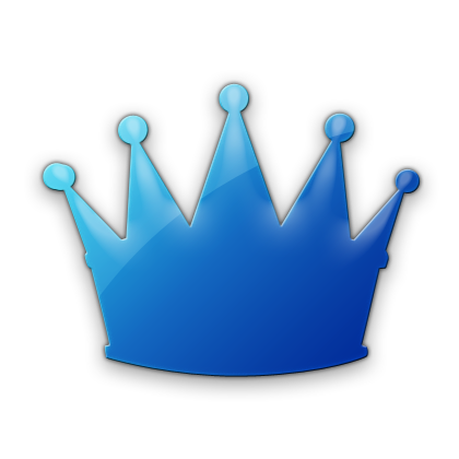 Icon Vector Crown image #23703