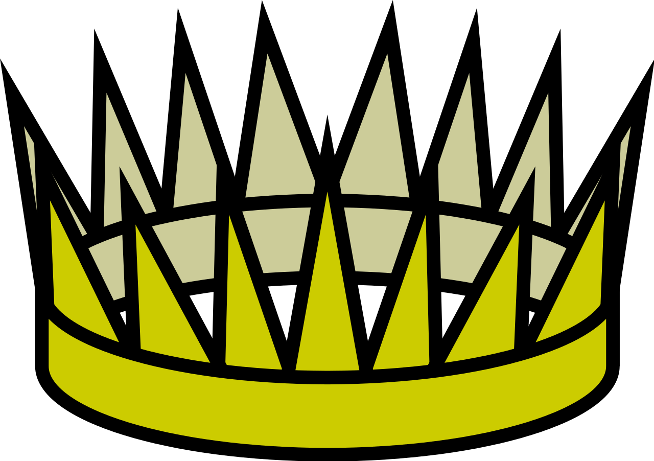 Icon Vector Crown image #23707