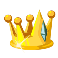 Free Clipart Pictures Crown image #29947
