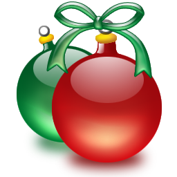 Crystal Christmas Ball Icon image #9814