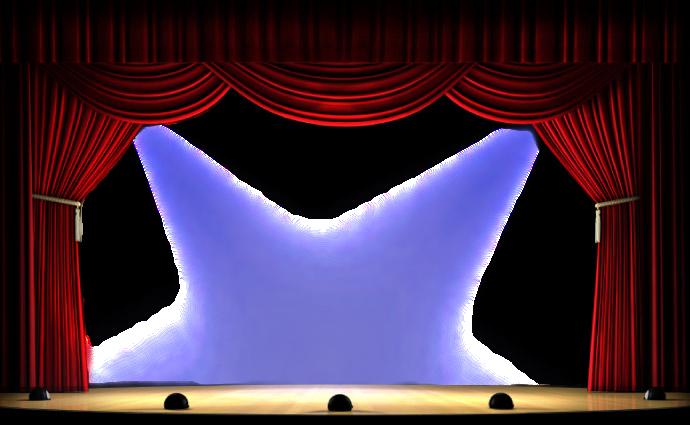 Curtain Transparent Png image #37365