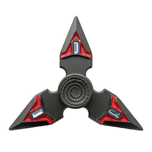 Custom Design Spinner Fidget Spacecraft Picture