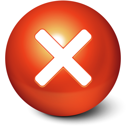 Cute Ball Stop icon png