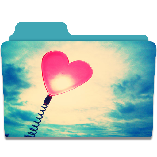 Cute Heart Icon Png image #32291