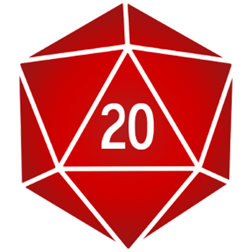 Library D20 Icon