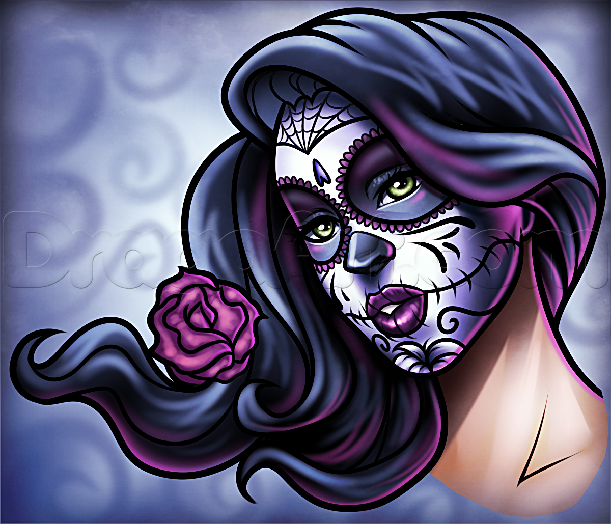 Day Of Dead PNG Pic