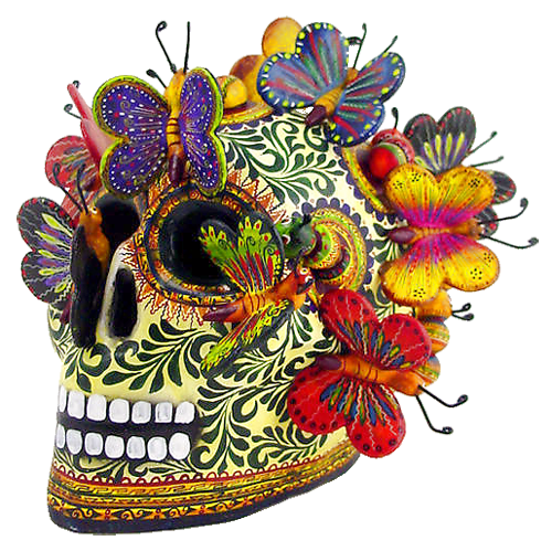 Background Png Day Of Dead Transparent Hd image #28666