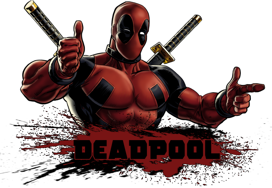 Deadpool Icon Download