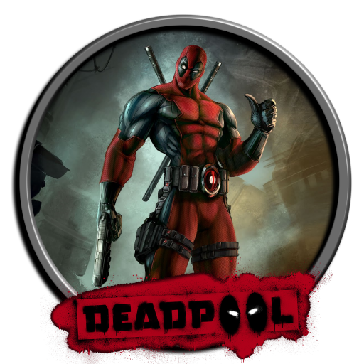 Deadpool Free Download Vector Png image #6867