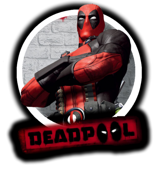 Deadpool Download Png Icon image #6871