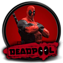 Png Vector Deadpool image #6865