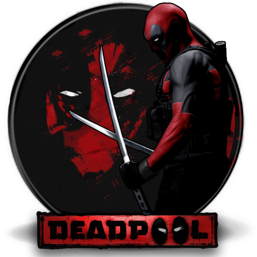 Free High quality Deadpool Icon