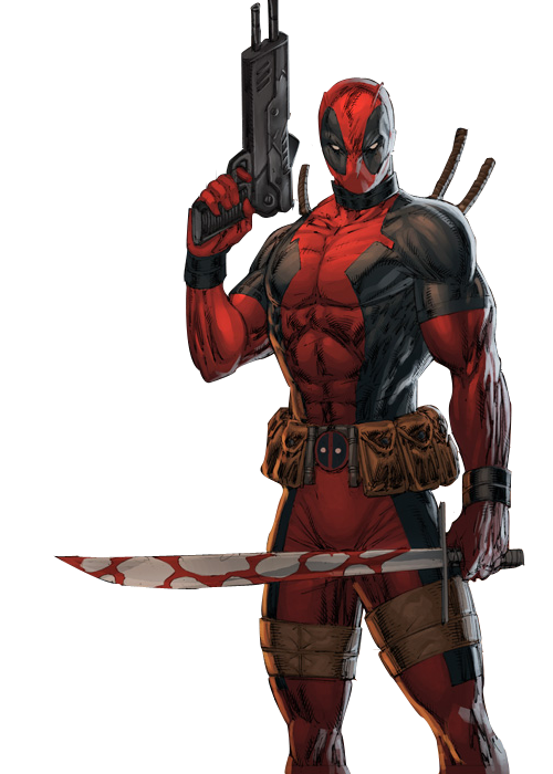 Free Icons Png Deadpool Download Icon