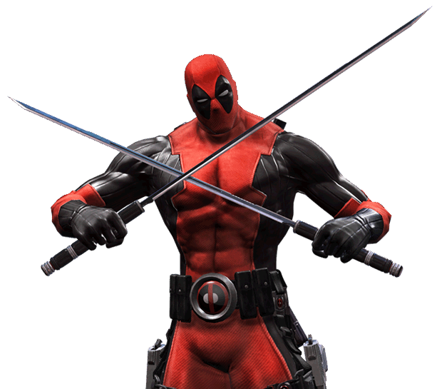 Deadpool Icon Transparent image #6885