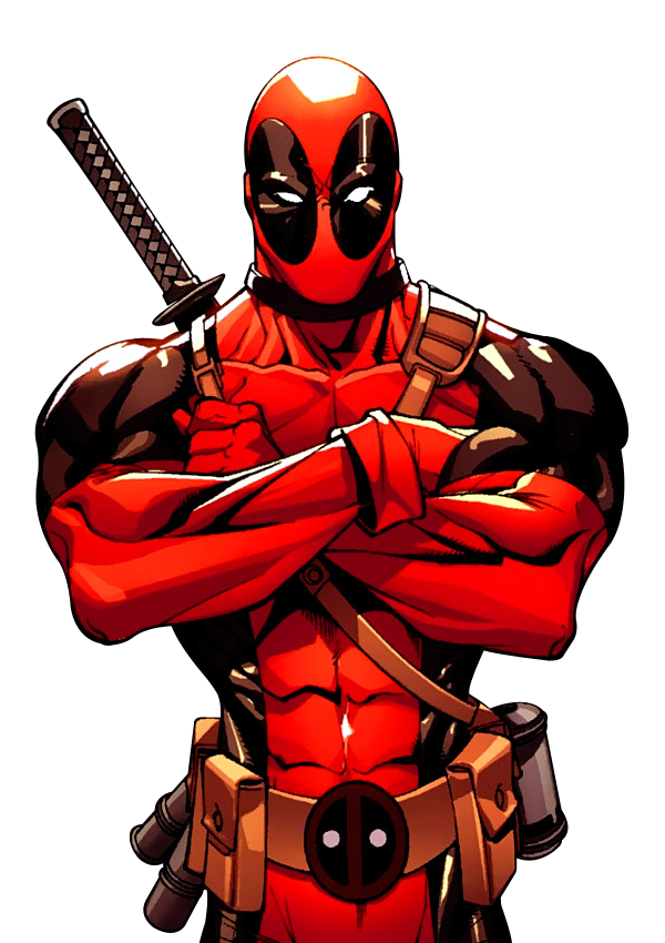 Library Deadpool Icon image #6886