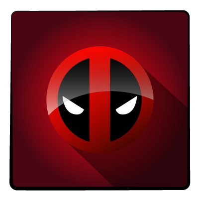 Deadpool Super Hero Icon image #6859