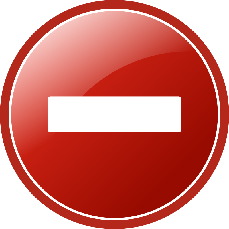 High Resolution Delete Button Png Icon image #28577