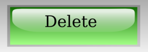 Free Download Delete Button Vector Png image #28583