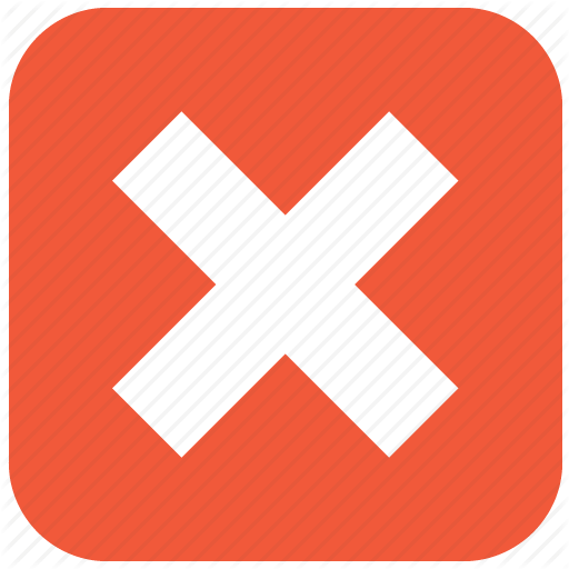 delete error exit remove stop x cross icon png transparent background free download 4622 freeiconspng x cross icon png transparent background