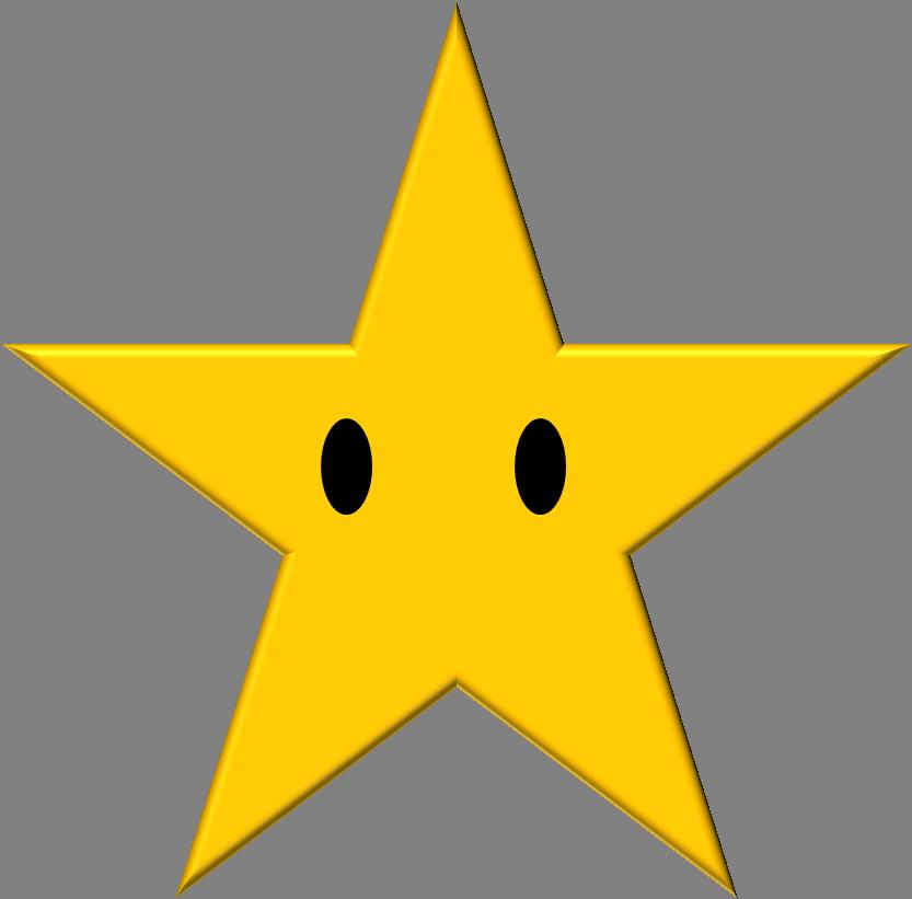 Description Mario star