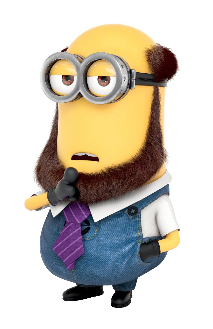 Despicable Minion png