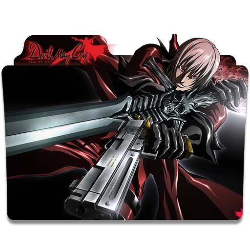 Devil May Cry (Anime)  Icon Folder image #43726