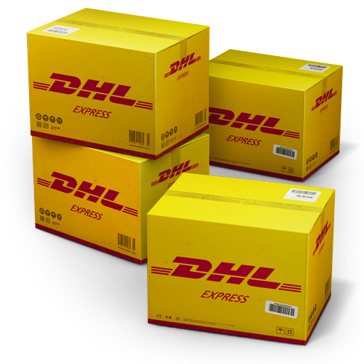 Dhl Shipping, Freight Icon Png image #14270