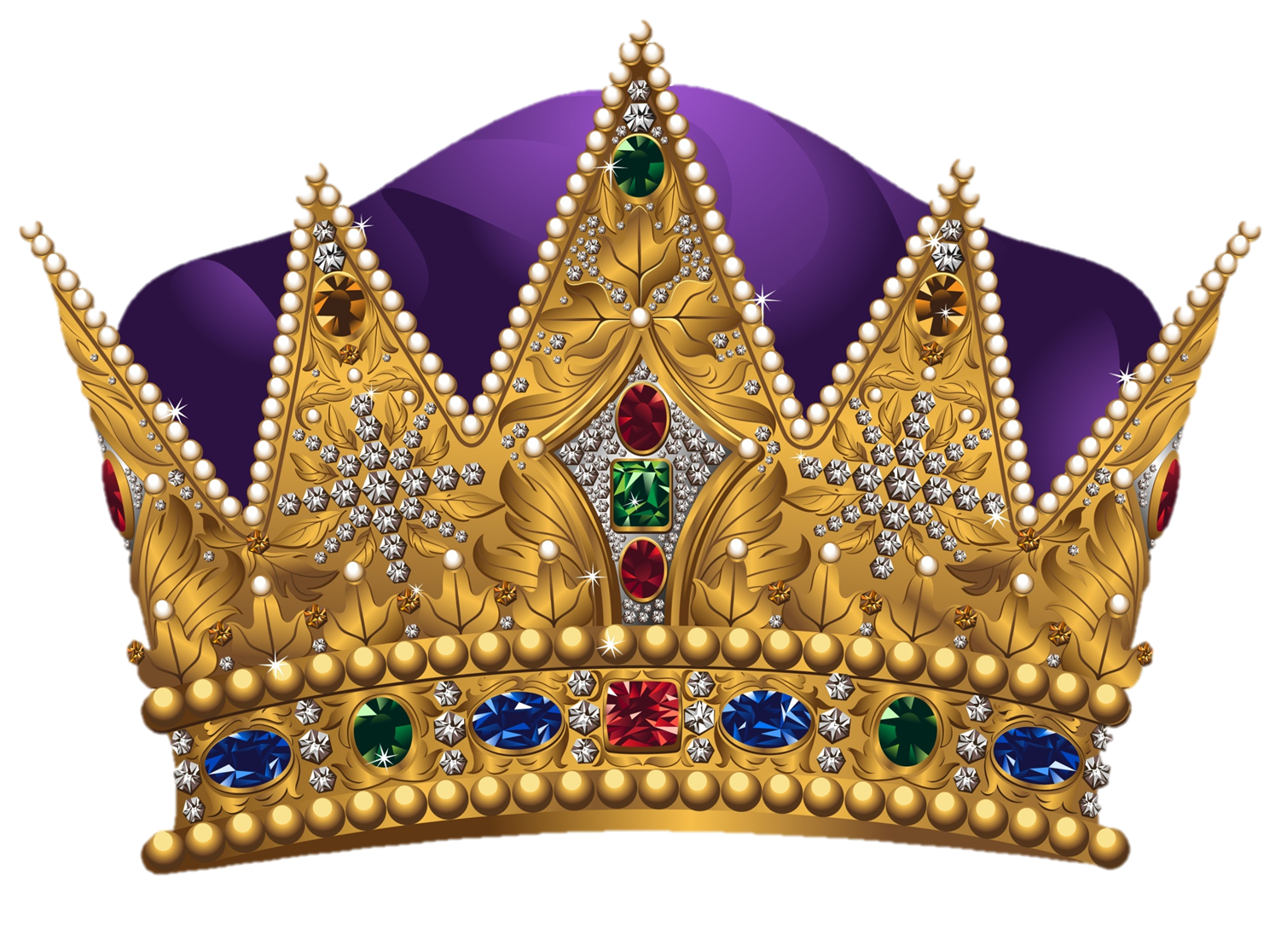 Diamond Crown Png image #29931