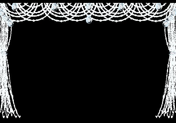 Diamond Curtain Transparent Png image #37353