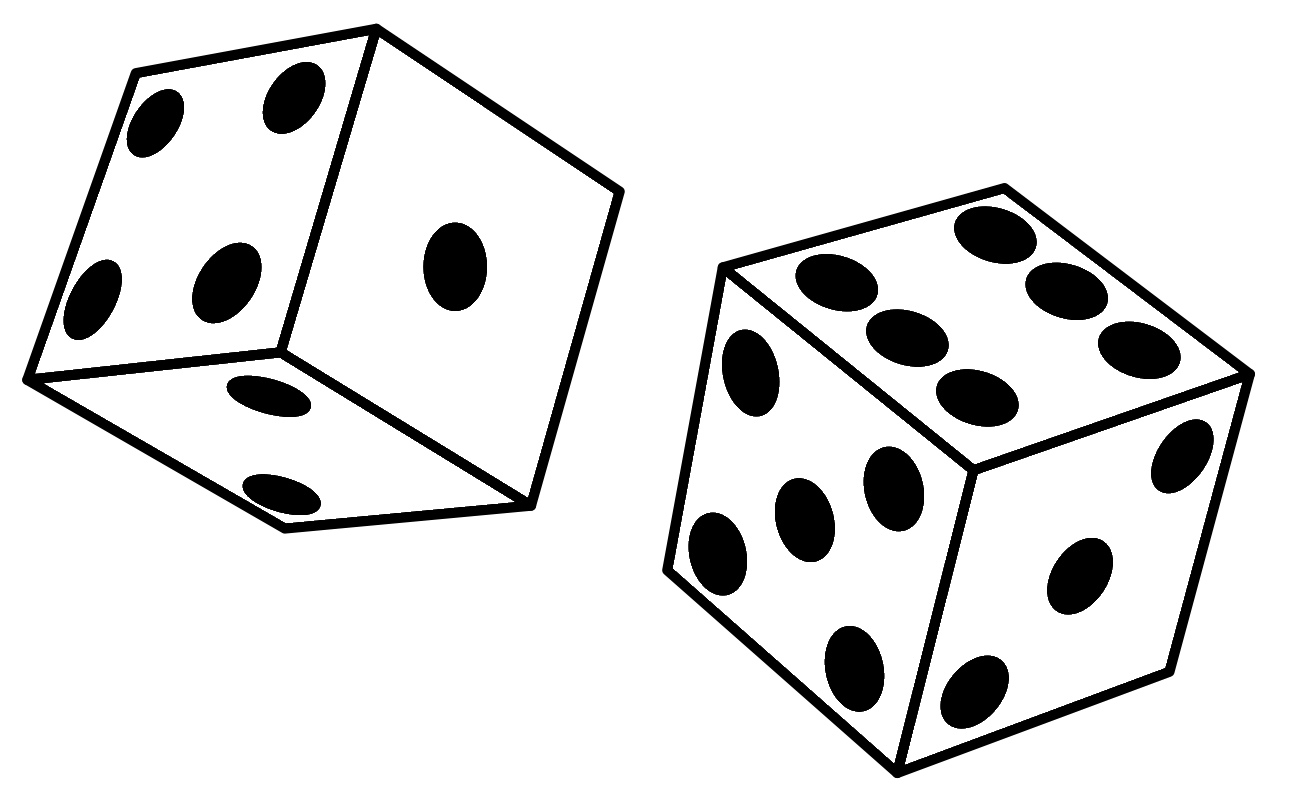 Dices Png image #27657
