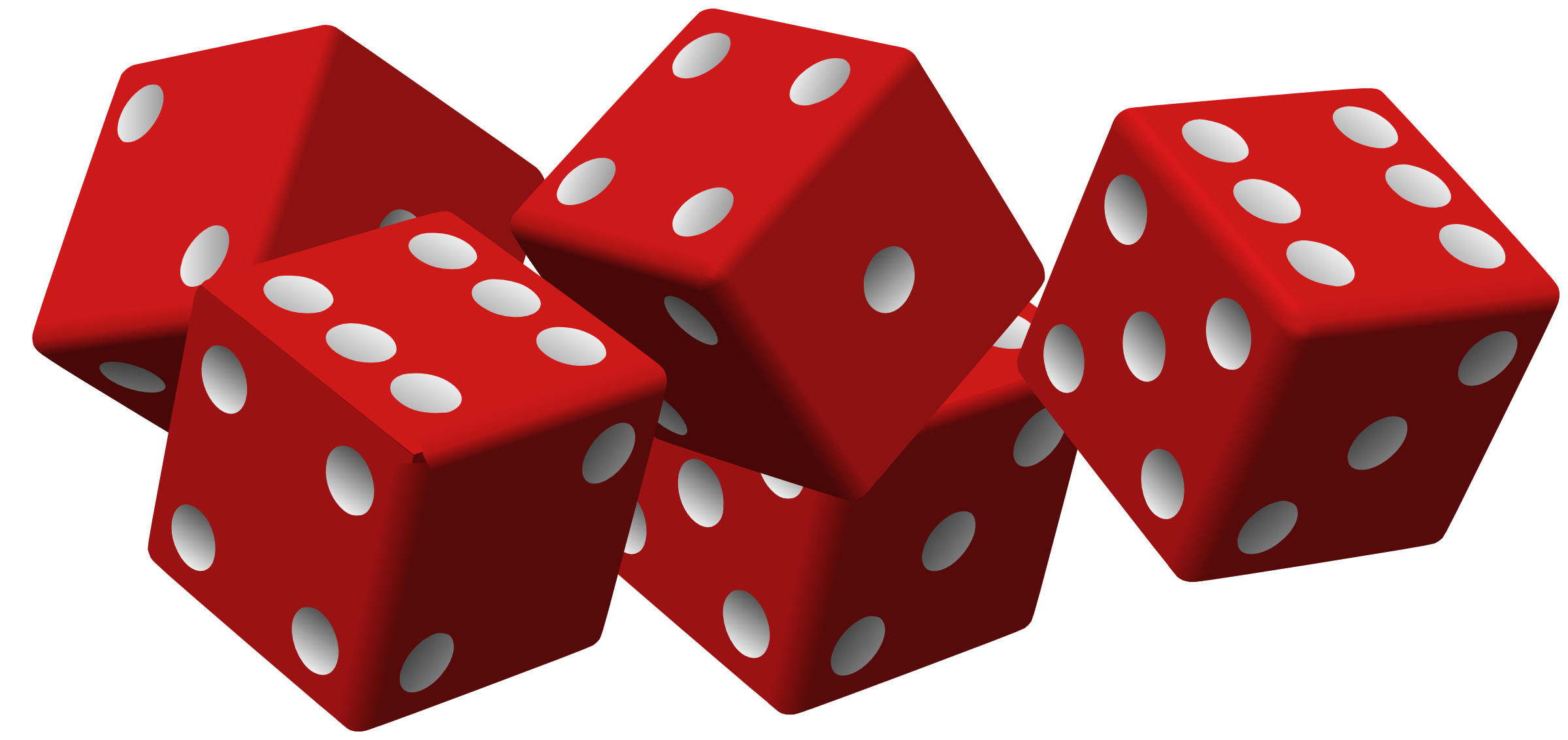 Background Transparent Dice Png