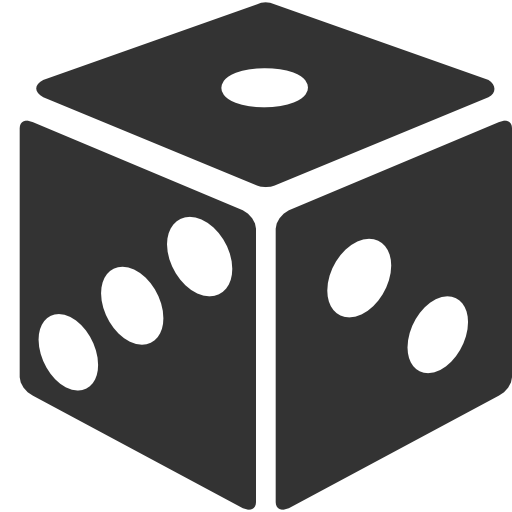 Dice Png Gamble dice icon 512x512 pixel