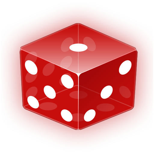 Dice Png Transparent Red Dice image #41781
