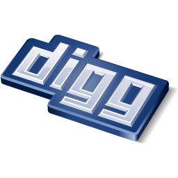 Icon Png Digg Download