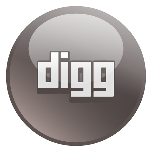 Icon Download Digg Png image #25942