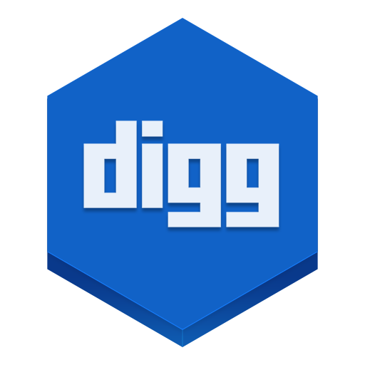 Windows Digg Icons For
