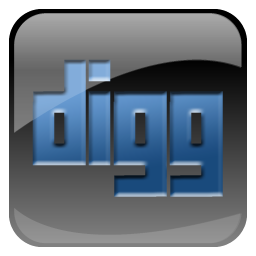 Free High-quality Digg Icon image #25937